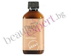 NASHI ARGAN - Подхранващ и хидратиращ балсам за коса с Арганово масло