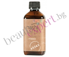 NASHI ARGAN - Нежно почистващ и хидратиращ шампоан за коса с Арганово масло