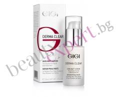 GIGI - Derma Clear - Матиращ серум за лице за мазна и проблемна кожа