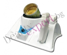 MULTIPLO -  Комбиниран уред за затоплянe нa кола маска в ролети от 100мл и кутия - 800гр