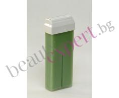 Зелена перлена кола маска за нежна и суха кожа
