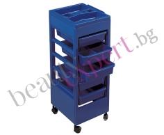 Italy - Компактна количка за фризьора