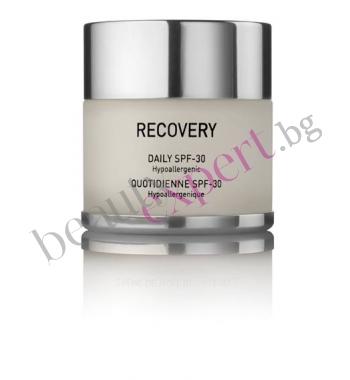 Gigi - Recovery – Дневен овлажняващ крем за лице с SPF 30