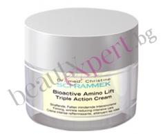 Dr. Schrammek - Bioactive Amino Lift Triple Action Cream - Лифтинг крем за лице с троен ефект