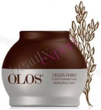 OLOS - Delizia di Riso - Melting Rice cream - Крем за еластичност с оризов екстракт
