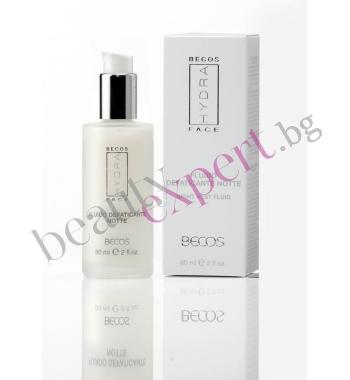 Becos - Hydra Face  - Night Rest Fluid - Нощен флуид за лице и тяло с дестрес ефект