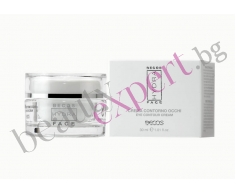 Becos - Hydra Face - Eye Contour Cream - Крем за очи за торбички и тъмни кръгове при първи бръчици