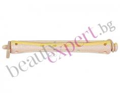 Ролки за студено къдрене с ластик за прикрепване с диаметър 8мм - 12бр. в пакет