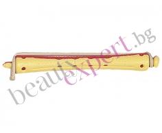 Ролки за студено къдрене с ластик за прикрепване с диаметър 9мм- 12бр. в пакет