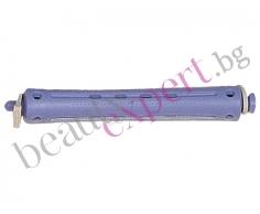 Ролки за студено къдрене с ластик за прикрепване с диаметър 13мм - 12бр. в пакет