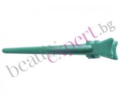 Лек и многофункционален пластмасов щъркел дълъг 5.5см