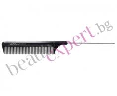 Walter - Професионален гребен с метална опашка за секциониране на коса