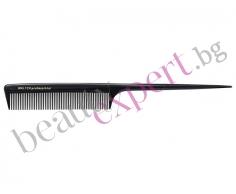 Walter - Професионален гребен с пластмасова опашка за секциониране на коса