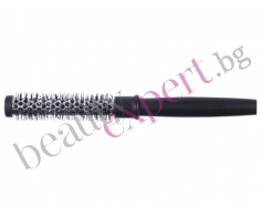 Термоустойчива пластмасова четка за сушене на коса с подсилени пластмасови бодли