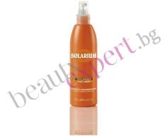 DIBI - Solarium - Тотал бронз супер потъмняващо масло - спрей за лице и тяло - 250 ml