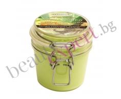 La Cremerie - Масажен крем за тяло с ванилия и авокадо  - 200мл.