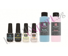RCM Red Carpet Manicure - Комплект основни продукти - Essential kit