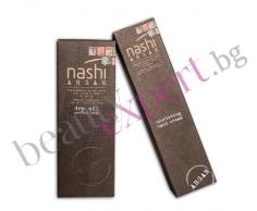 NASHI ARGAN - Beauty Kit - крем за ръце и сухо олио за тяло с Араново масло