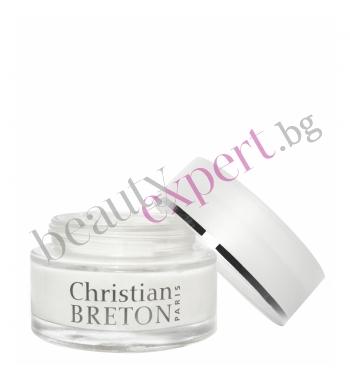 Christian BRETON - Дневен избелващ крем за всеки тип кожа - White + Lab Pure White Cellular Day Cream 50 ml