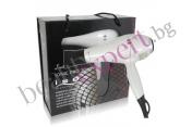 Iso Beauty  - Сешоар Ionic Pro 2000 - бял