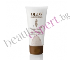 OLOS - Deliza di Rizo - Face Scrub with Wholegrain Rice- Скраб за лице с оризов екстракт 100мл