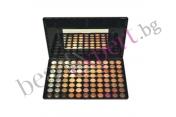 Make-Up - Палитра сенки за очи 88 топли цветове