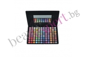 Make-Up - Палитра с 96 цвята сенки за очи