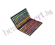 Make-Up - Палитра с 168 цвята сенки за очи