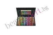 Make-Up - Палитра със сенки за очи 88 цвята