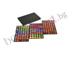 Make-Up - Палитра с 183 цвята сенки за очи