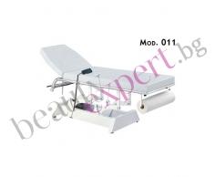 Carema - Козметично легло с електрическо регулиране - модел 011