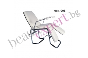 Carema - Подвижно седящо легло за педикюр - модел 008