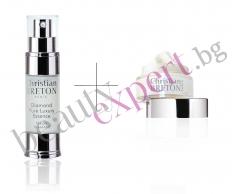 Christian BRETON - Диамантен лукс комплект серум и крем за млада и сияйна кожа
