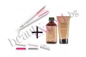 Beauty Expert - Комплект за коса - биоламиниране с арган