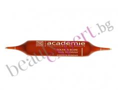 ACADEMIE - BRONZ ECRAN - Слънце за пиене - ампули с акселератор за почерняване