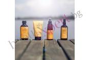 NASHI ARGAN SUN - Специален комплект за коса и тяло с UV протекция