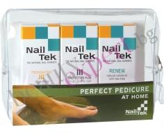 Nail Tek - Комплект Формула 3 - за възстановяване на сухи и чупливи нокти