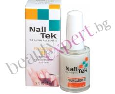 Nail Tek - Основа 3 - за неравни, сухи и чупливи нокти