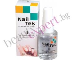 Nail Tek - Формула 2 -  Интензивна терапия за меки и белещи се нокти