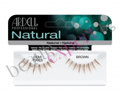 """Ardell - """"InvisiBand Lashes"""" - цели мигли """"Demi Pixies"""" - кафяви/чифт"""