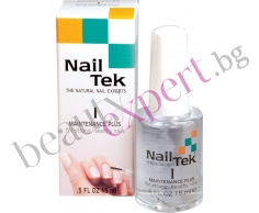 Nail Tek - Формула 1 - Поддръжка Плюс - за здрави нокти
