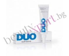 """""""DUO"""" - Лепило за цели мигли и чувствителни очи - прозрачно - 14 гр."""