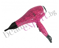 Iso Beauty - Професионален сешоар Peacock, Pink