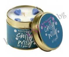 BOMB COSMETICS - Ароматизирана свещ Chilly Willy