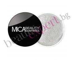 MICA Beauty - Минерални сенки за очи - Всекидневна гама - Icicle
