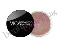 MICA Beauty - Минерални сенки за очи - Всекидневна гама - Beige