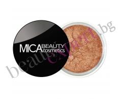 MICA Beauty - Минерални сенки за очи - Всекидневна гама - Bronze