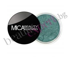 MICA Beauty - Минерални сенки за очи - Всекидневна гама - Tropic