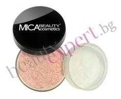 MICA Beauty - Минерален бронзант-пудра за лице и тяло - Glimmer