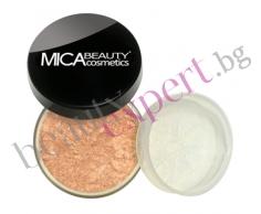 MICA Beauty - Минерален бронзант-пудра за лице и тяло - Sunlight